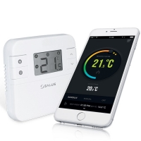 Digitalni bežični internet termostat